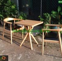 1 Bàn ghế dành cho quán bar, cafe giá bình dân