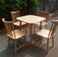 2 Bàn ghế dành cho quán bar, cafe giá bình dân