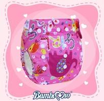 3 Bỉm vải cao cấp Bambi Mio