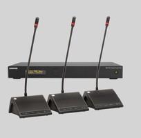 Bán thiết bị âm thanh hội trường, âm thanh hội thảo, phòng họp, cao cấp, chuyên nghiệp Shure DIS