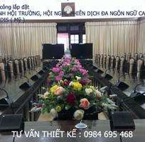 12 Bán thiết bị âm thanh hội trường, âm thanh hội thảo, phòng họp, cao cấp, chuyên nghiệp Shure DIS