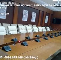 11 Bán thiết bị âm thanh hội trường, âm thanh hội thảo, phòng họp, cao cấp, chuyên nghiệp Shure DIS