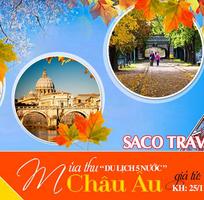 1 Chùm tour du lịch nước ngoài của saco travel