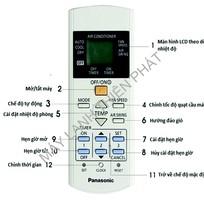1 Bán Remote Máy Lạnh Panasonic Tại Tp hcm
