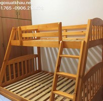 2 Bán giường 2 tầng trẻ em gỗ tự nhiên tại quận 5 tphcm