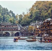 Du lịch Trung Quốc và khám phá Trương Gia Giới - Phượng Hoàng Cổ Trấn