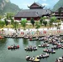 2 Du lịch Hoa Lư   Tràng An, 1 ngày giá  750.000vnđ saigontours