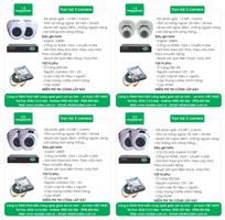 Khuyến mãi tháng 3: Lắp đặt camera quan sát trọn gói giá chỉ: 2.500.000