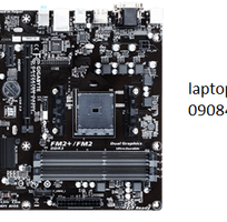 1 Combo AMD GA-F2A58m-HD2 cpu A8-7600