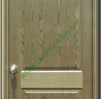 12 Cửa công nghiệp HDF phủ veneer, cửa nhựa giả gỗ, cửa chống cháy quận 9, Thủ Đức