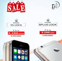 3 Iphone 6plus lock chỉ từ 5,290,000đ