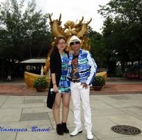 17 Ban nhạc Flamenco TUMBADORA BAND vui nhộn cho Tour du lịch của quý vị