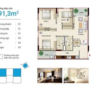 7/5- Mở bán và Khai trương nhà mẫu Chung cư New space Giang Biên .