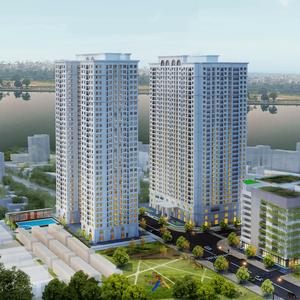 Chỉ từ 350 triệu sở hữu ngay căn hộ cao cấp khu vưc Linh Đàm với lãi suất 0 đến khi nhận nhà.