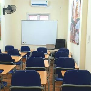 Cho thuê văn phòng đào tạo- Phòng Dạy Học- Tiếng Anh