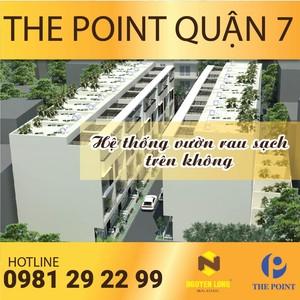 Chỉ 430 triệu sở hữu ngay nhà phố The Point 5PN, 4WC