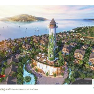 Sở Hữu Ngay Đất Nền Biệt Thự Haborizon 100 View Hướng Biển, Ngắm Trọn Vịnh Vàng Nha Trang