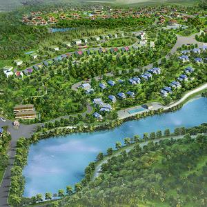 Biệt thự nghỉ dưỡng Sunny Garden tại Hòa Bình 1.2 tỷ/căn,cam kết sinh lời 12/năm