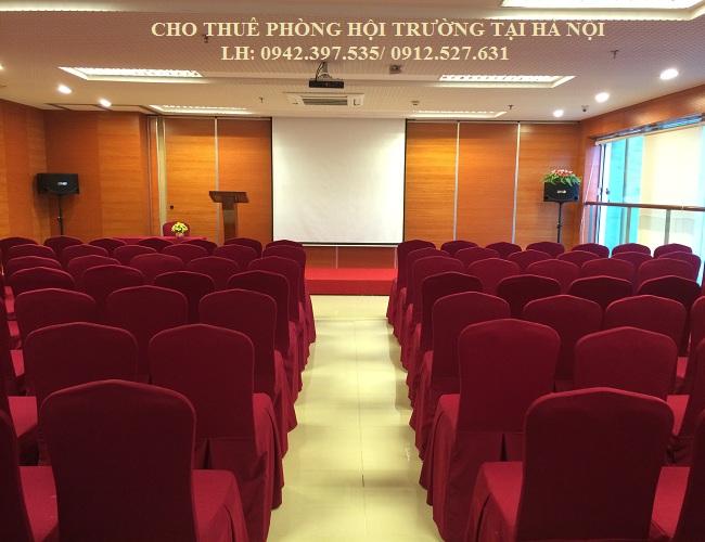 1 Cho thuê hội trường tại Hà Nội