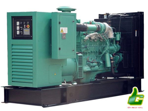5 Cho thuê máy phát điện công nghiệp tại Thanh Hóa