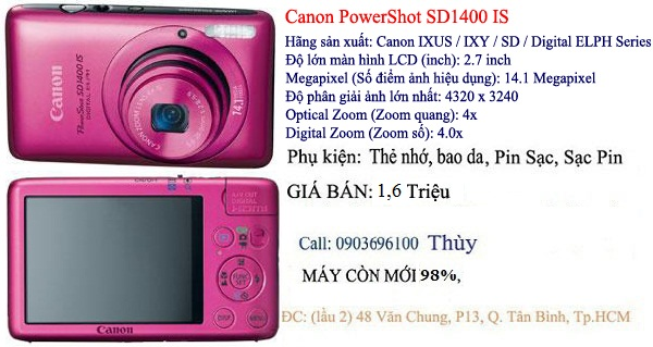 7 Bán máy ảnh giá rẻ kts