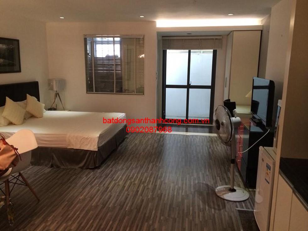 8 Cho thuê căn hộ dịch vụ cao cấp đầy đủ tiện nghi phố Đường Thành Hàng Da
