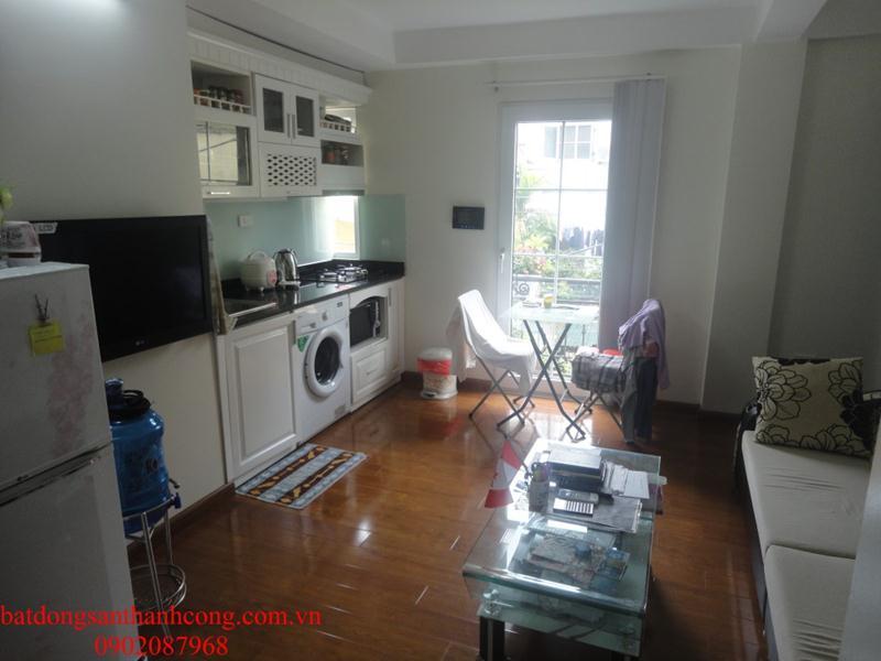 11 Cho thuê căn hộ dịch vụ cao cấp đầy đủ tiện nghi phố Đường Thành Hàng Da