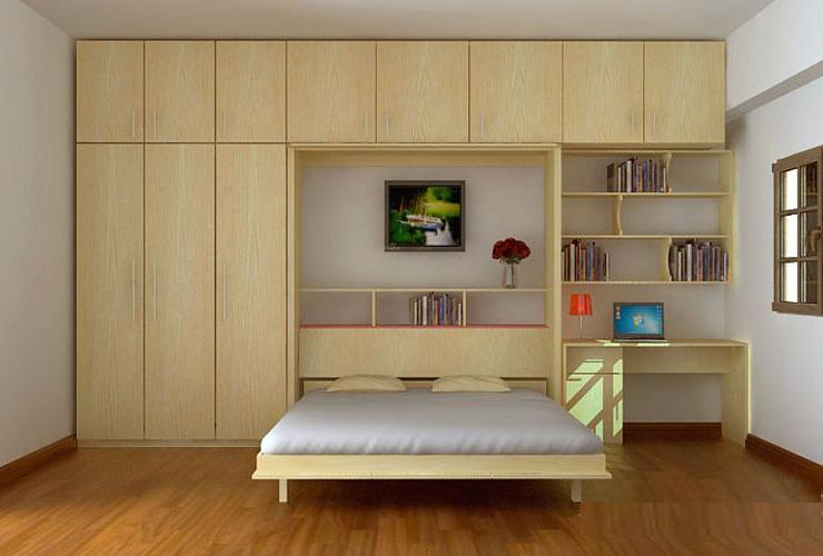 5 Nội thất thông minh,giường gấp,bàn ghế gấp,báo giá nội thất,nội thất thông minh cho nhà nhỏ