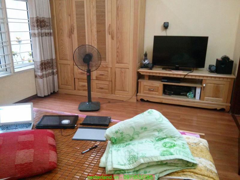 8 Cho thuê nhà riêng đủ đồ đẹp phố Trần Đại Ngĩa   ,Lê Thanh Nghị