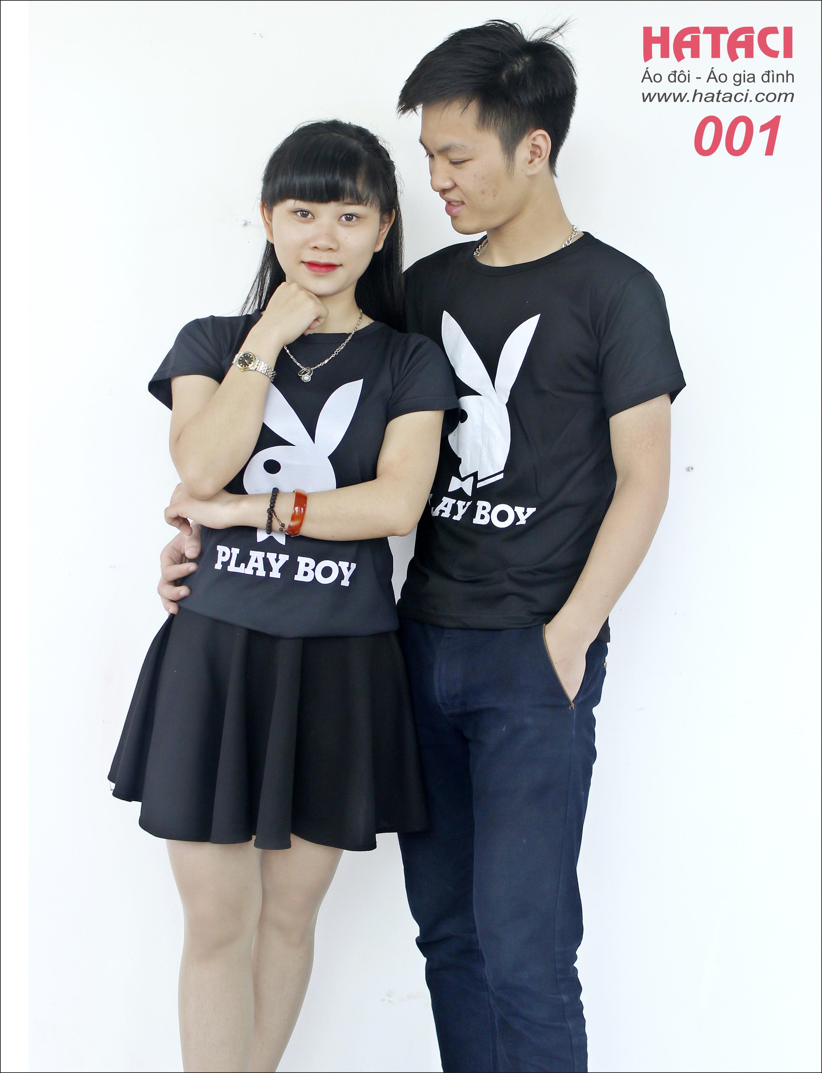 18 Mua áo đôi cửa hàng Hataci 191 Bạch Mai , Hà Nội