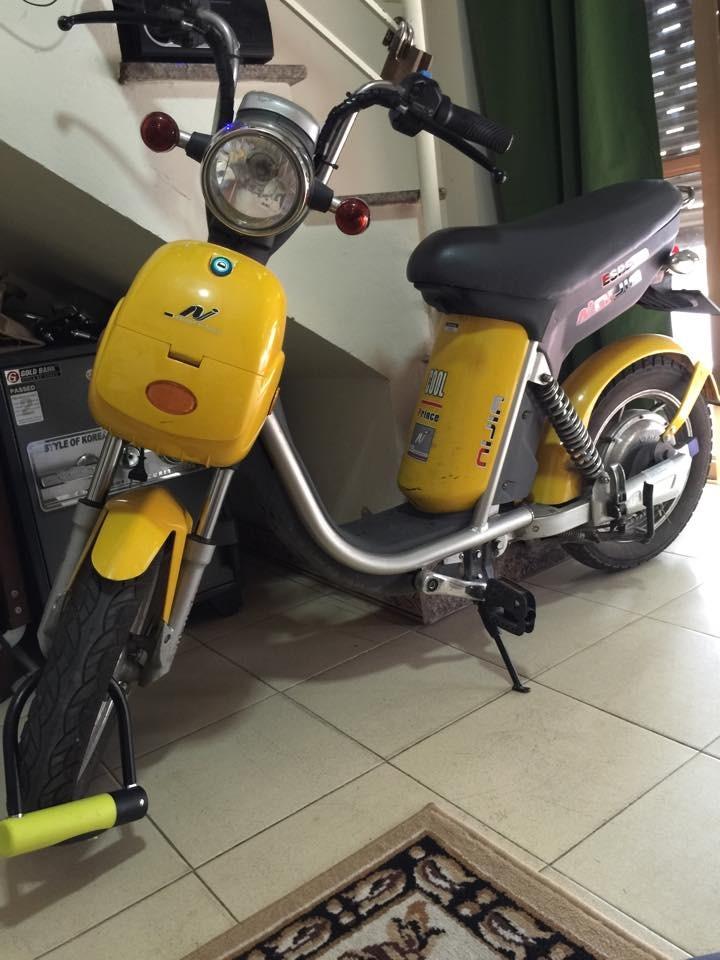 Bán thanh ly 10 xe đạp điện Nijia