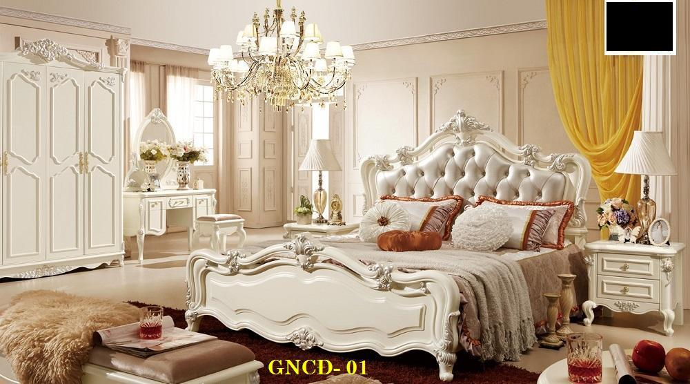 4 Giường ngủ cổ điển, giá rẻ đặc biệt tại Q2 và Q7 TpHCM, Cần Thơ