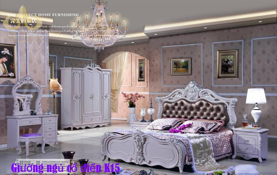 8 Giường ngủ cổ điển, giá rẻ đặc biệt tại Q2 và Q7 TpHCM, Cần Thơ