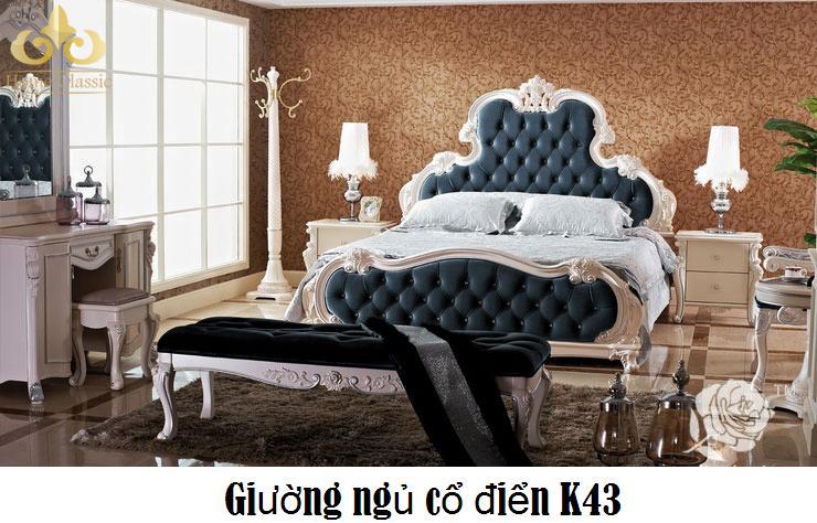 14 Giường ngủ cổ điển, giá rẻ đặc biệt tại Q2 và Q7 TpHCM, Cần Thơ