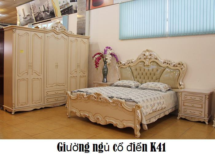 15 Giường ngủ cổ điển, giá rẻ đặc biệt tại Q2 và Q7 TpHCM, Cần Thơ