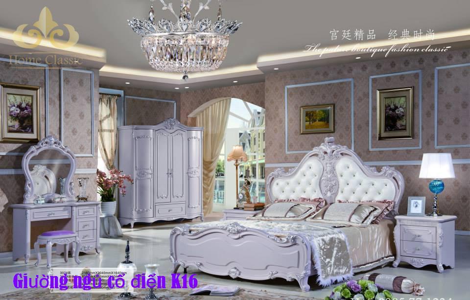 19 Giường ngủ cổ điển, giá rẻ đặc biệt tại Q2 và Q7 TpHCM, Cần Thơ