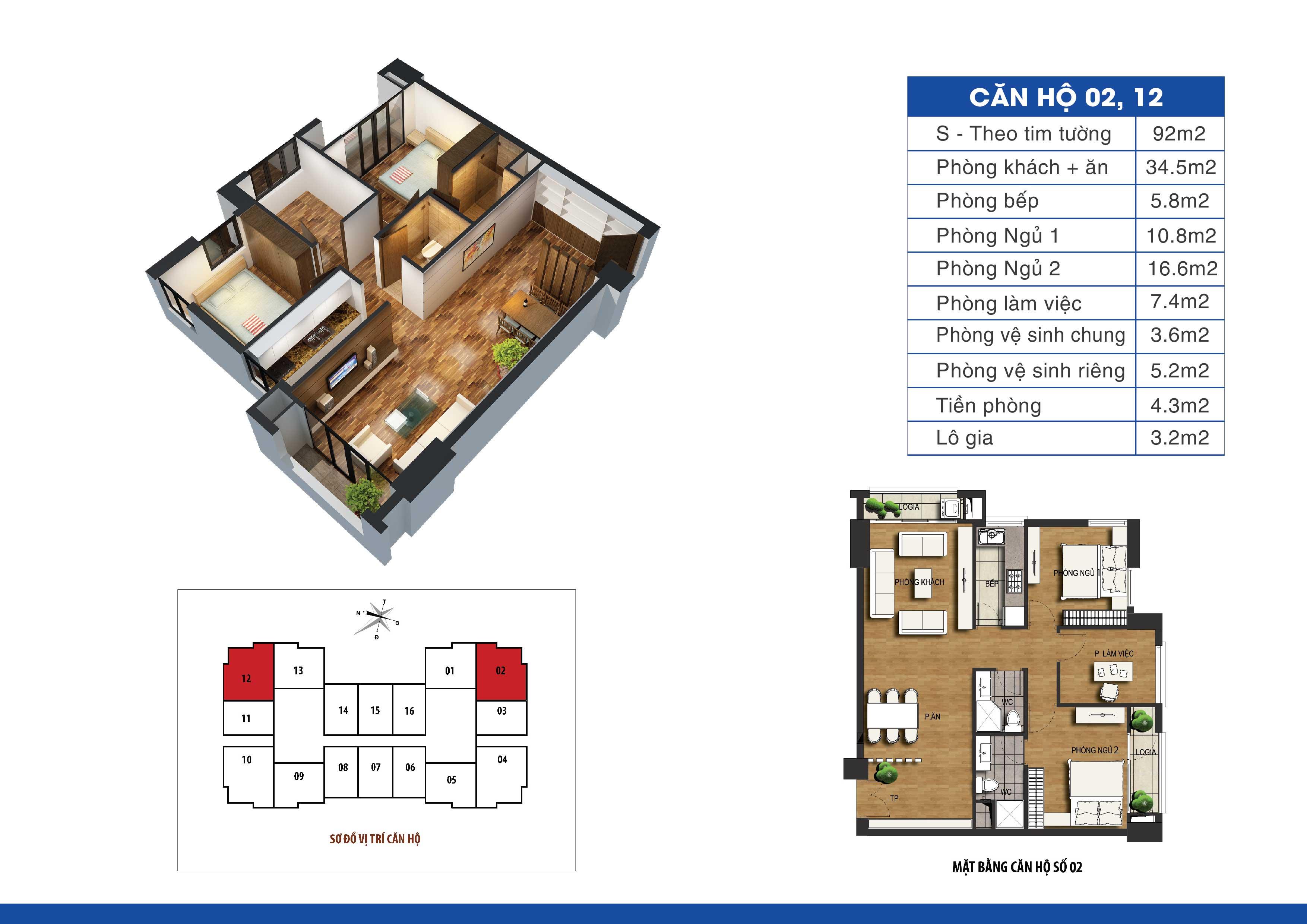 13 Độc quyền bán tòa A dự án CT36 Dream Home Định Công