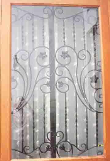 5 Cửa sổ sắt, cửa sổ đẹp, cửa đi sắt