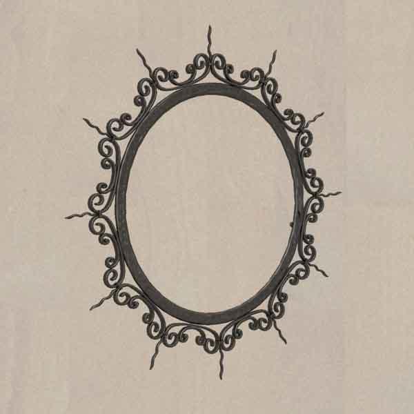 Khung gương đẹp, khung gương giá rẻ