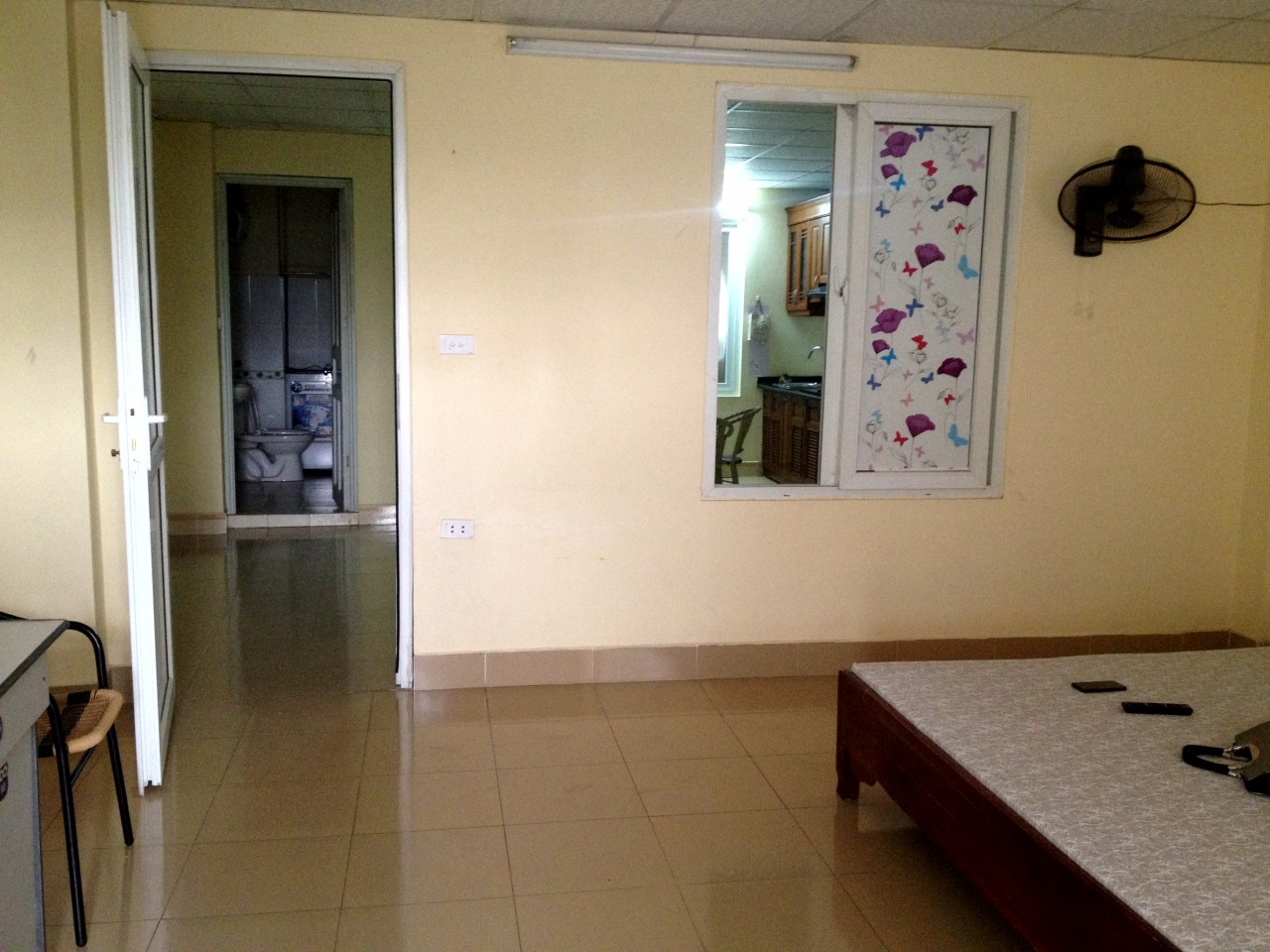 2 Cho thuê chung cư mini Thái Hà- Hoàng Cầu