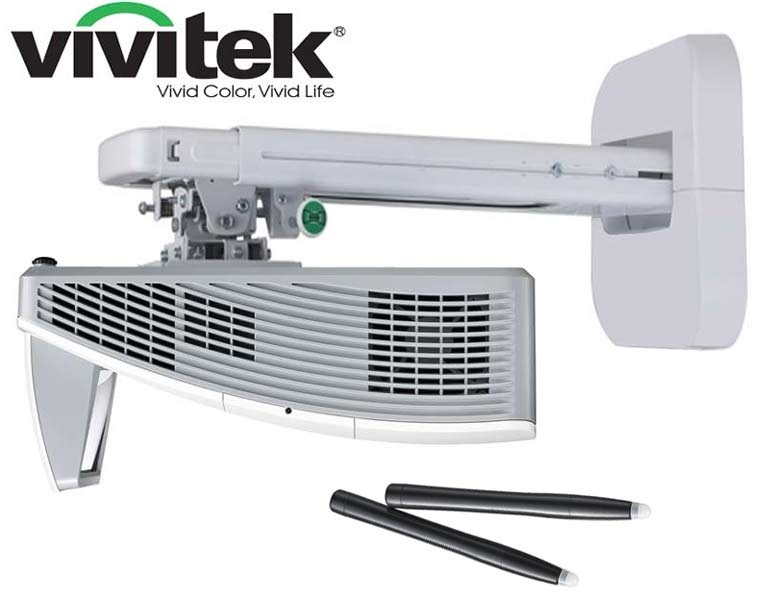 Máy chiếu tương tác Vivitek D756USTi