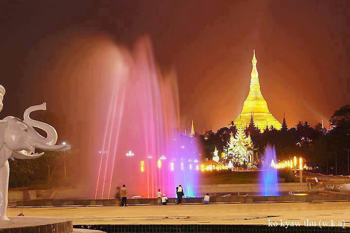 2 Landtour Myanmar giá rẻ.