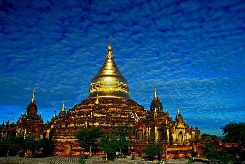5 Landtour Myanmar giá rẻ.