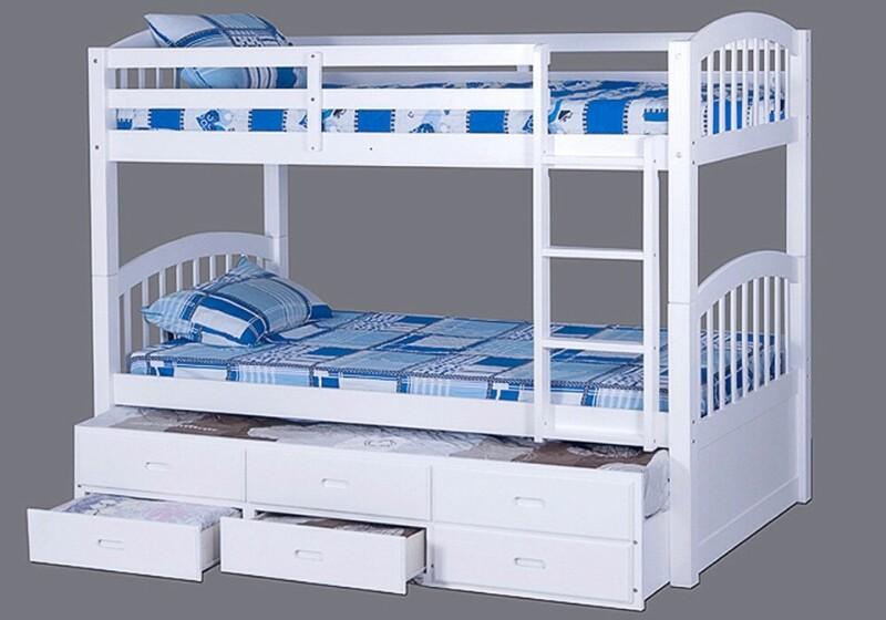 10 Giường tầng trẻ em giá rẻ