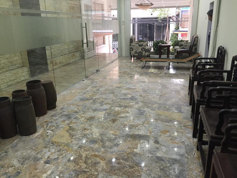 3 Cho thuê sàn văn phòng hoặc cửa hàng mặt phố Trương Hán Siêu - Trần Quốc Toản