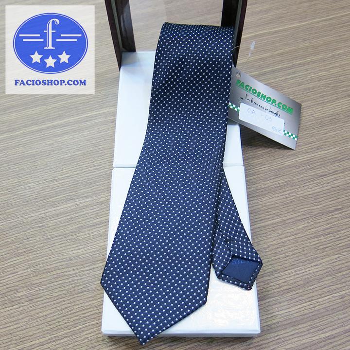 Cà vạt nam sọc kiểu Facioshop P1