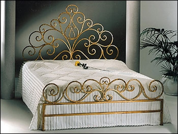 1 Giường sắt nghệ thuật, giường sắt đẹp, giường sắt giá rẻ