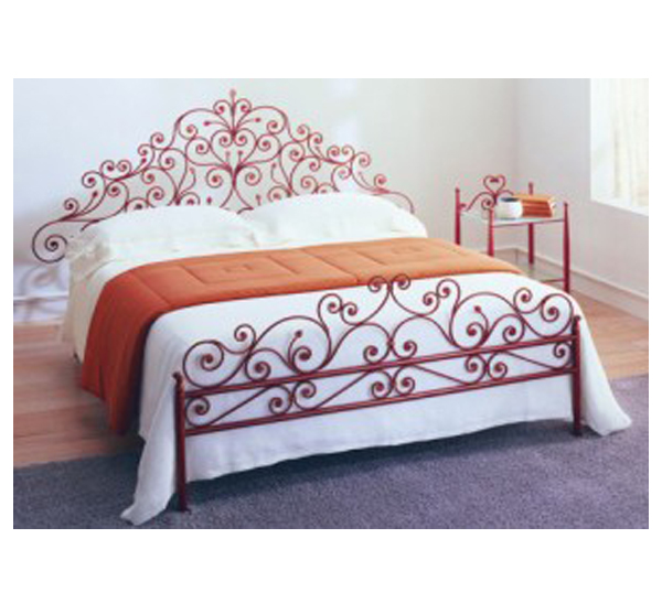 2 Giường sắt nghệ thuật, giường sắt đẹp, giường sắt giá rẻ