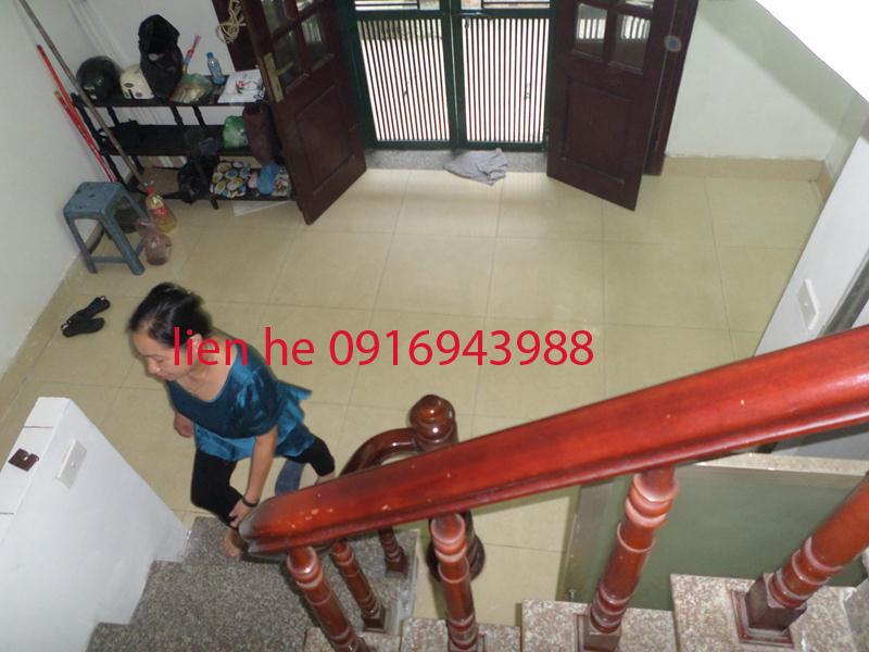 1 Cho thuê nhà riêng phố Tân Ấp, 26m2 x 4 tầng. mới, đẹp giá 6tr/th