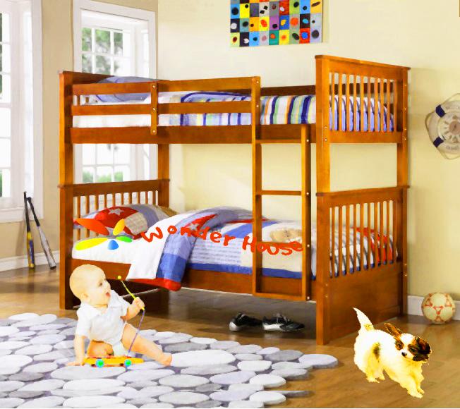 1 Giường tầng trẻ em xuất Châu Âu